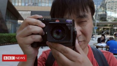 Photo of China's changes through one man's lens