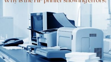 Photo of Why is the HP printer showing errors?