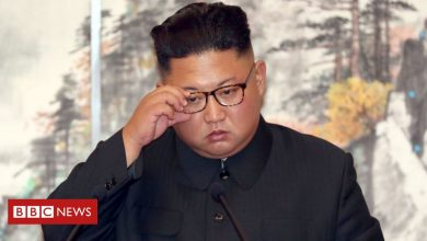 Photo of Kim Jong-un: North Korea in 'great crisis' after Covid lapses