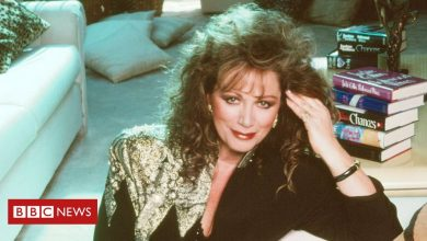 """Photo of Lady Boss documentary film """"recasts Jackie Collins as feminist icon"""