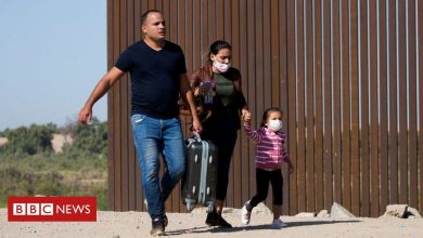 Photo of Immigration: Is US-Mexico border seeing a surge in migrants?