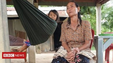 Photo of A Cambodian village ripped apart by a bad batch of rice wine
