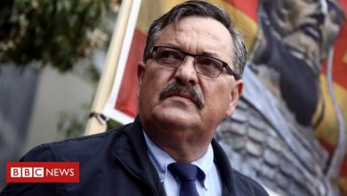 Photo of Golden Dawn fugitive Christos Pappas arrested in Greece – reports