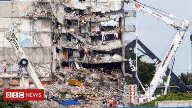 Photo of Miami building collapse: Firefighter's 7-year-old daughter found dead