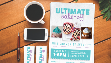 Photo of 6 Best Tips For Creating Event Flyer