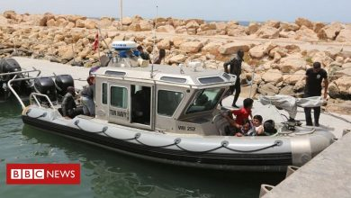 Photo of Europe migrant crisis: Boat sinks off Tunisia drowning 43