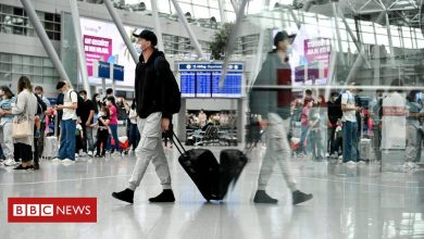 Photo of Covid-19: Germany lifts ban on tourists from UK and Portugal