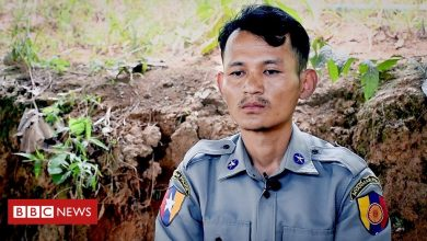 Photo of The police defecting as a new civil war looms in Myanmar