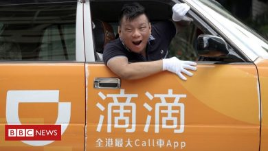 Photo of Chinese ride-hailing firm Didi sued in US as shares slide