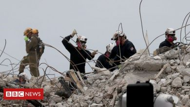 Photo of Surfside tower collapse: 'Zero' hope of finding survivors