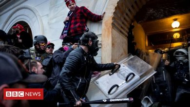 Photo of New Capitol riots video released from FBI probe