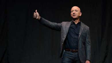 Photo of Jeff Bezos' wealth soars above $211 BILLION after Pentagon calls off Microsoft contract
