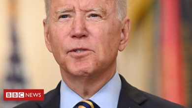 Photo of Biden defends decision to end Afghan military operation