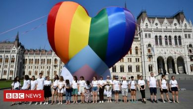 Photo of EU votes for action over Hungary's anti-LGBT law