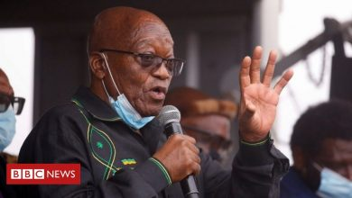 Photo of Jacob Zuma: South Africa's ex-president eligible for parole in months