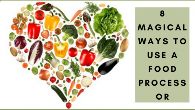 Photo of 8 Magical Ways to Use a Food Processor in Kitchen