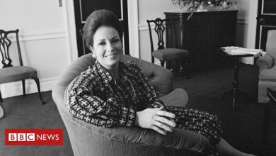 Photo of Jehan Sadat: Egypt's first lady who transformed women's rights
