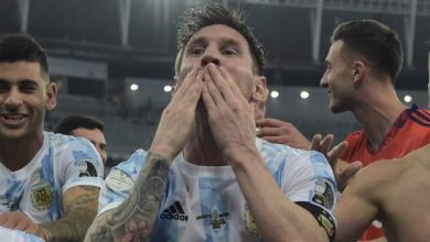 Photo of Lionel Messi wins first Copa America as Argentina beat Brazil in final