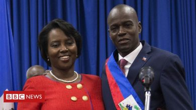 Photo of Jovenel Moïse: President's widow speaks for first time