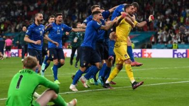 Photo of Euro 2020 final: England beaten by Italy on penalties