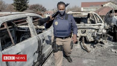 Photo of Zuma jailed: Arrests as protests spread in South Africa
