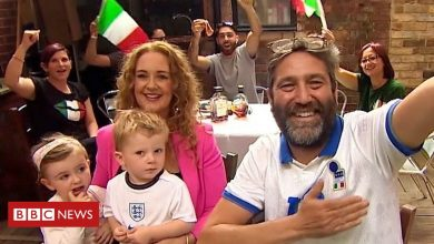 Photo of Euro 2020 final: Which side of England's 'Little Italy' will get to celebrate?
