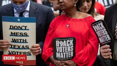 Photo of Texas Democrats flee state to block Republican voting law