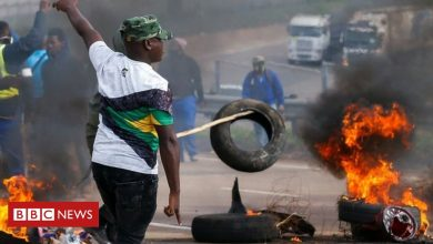 Photo of South Africa deploys military to tackle Zuma riots