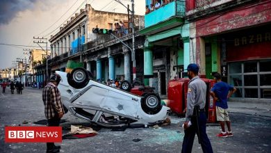 Photo of Cuba: Customs on food and medicine lifted after unrest