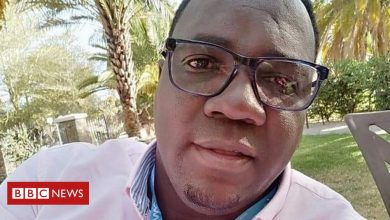 Photo of Covid in Namibia: 'Fifteen of my relatives have died'