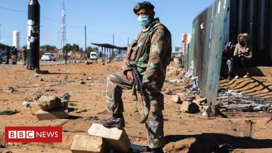 Photo of South Africa Zuma riots: Fact-checking claims about the protests
