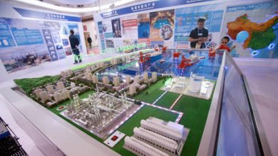 Photo of World's first modular mini-reactor to be built in China
