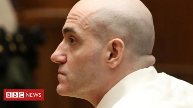Photo of 'Hollywood Ripper' Michael Gargiulo sentenced to death for murders
