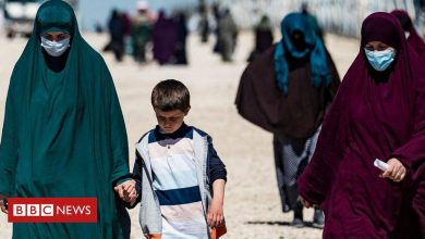 Photo of Belgium takes back mothers and children from Syria jihadist camps