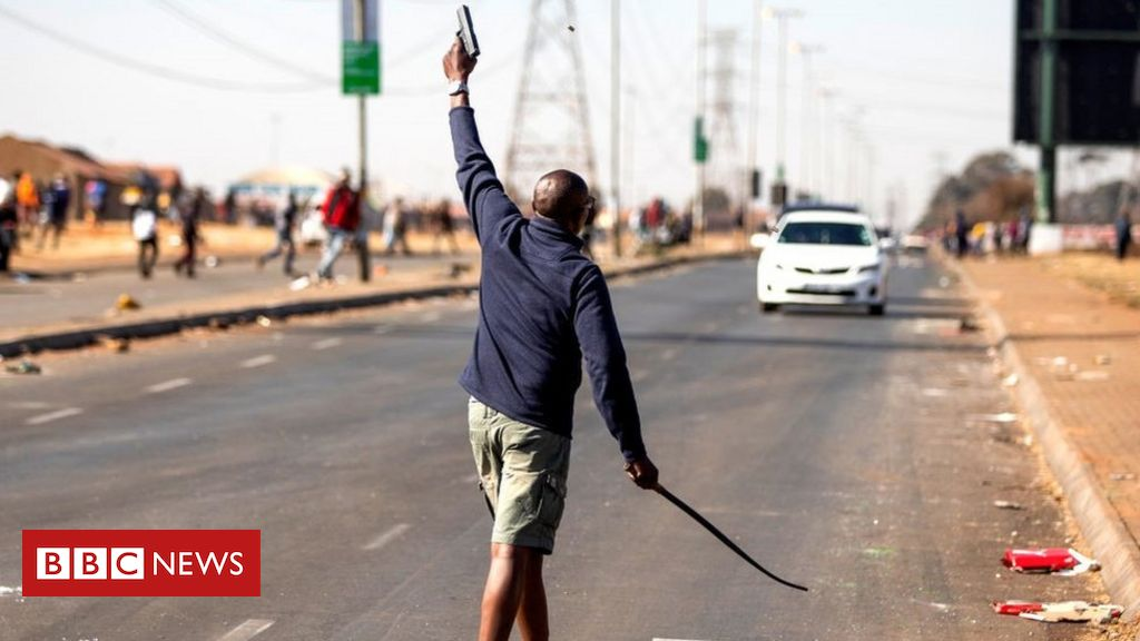south-african-says-riots-over-zuma-jailing-pre-planned-–-cyril-ramaphosa
