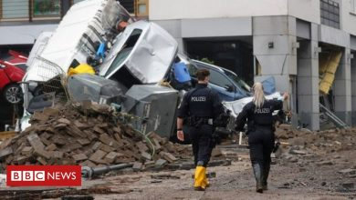 Photo of Europe floods: Victims face massive clean-up as waters recede