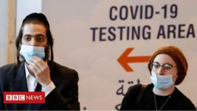 Photo of Covid-19 tests while you wait in Israeli airport