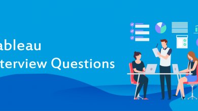 Photo of Top 10+ Tableau Interview Questions | HTML KICK