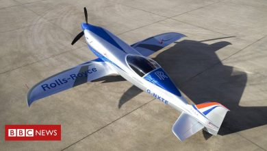 Photo of The little tech firm gunning for an airspeed record