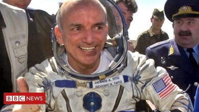 Photo of First space tourist Dennis Tito: 'I was euphoric'