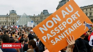 Photo of Covid: France rolls out health pass as cases soar