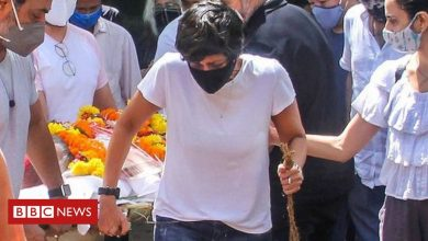 Photo of Mandira Bedi: What Hindu scriptures say about women at cremations