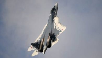 Photo of Five countries interested in Russia's state-of-the-art Su-57 fighter jet