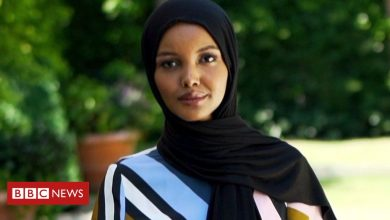 Photo of Halima Aden and Tommy Hilfiger: 'It's not just about diverse catwalks'