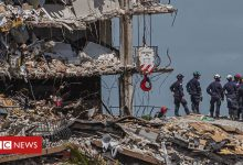 Photo of Surfside tower collapse: Search for bodies concludes