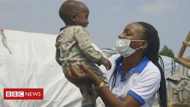 Photo of DRC volcano: Reuniting children with families after the eruption