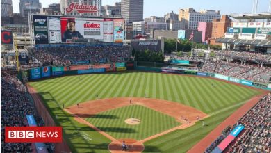 Photo of MLB's Cleveland Indians drop controversial name