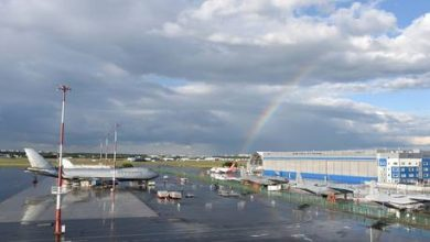 Photo of Zhukovsky cargo airport nails $150 million-worth in deals at MAKS 2021