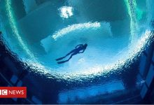 Photo of ICYMI: World's deepest pool and a royal ritual resumes