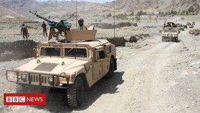 Photo of Afghanistan curfew imposed as Taliban militants advance